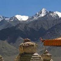 6 Days TUTC Glamping in Ladakh Tour