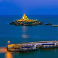 Madurai - Rameshwaram - Kanyakumari (2N / 3D ) Package from Bangalore- click here for details