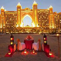 Luxe Palm Atlantis Dubai Honeymoon Package | 5 Days & 4 Nights