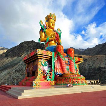 Ladakh Spiritual Tour Package