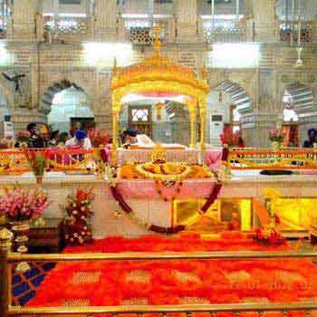 Chandigarh and Gurudwara Tour