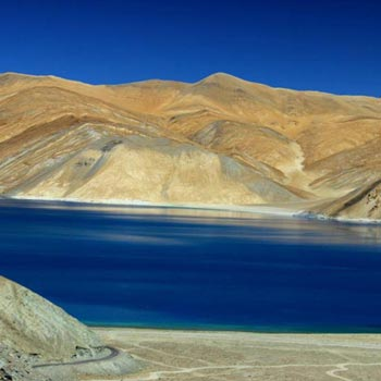 Ladakh With Lamayuru & Tsomoriri Lake Motor Bike Safari Tour