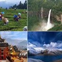 North East Panorama With Pelling Tour