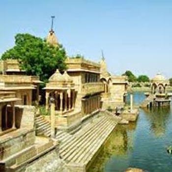 Bikaner (2) - Jaisalmer (2) - Jodhpur (1) - Mount Abu (1) - Pushkar (1) - Udaipur (1) – 8 NIGHTS /