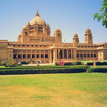 Jaipur (2) - Bikaner (1) - Jaisalmer (2) - Jodhpur (1) - Udaipur (2) Tour