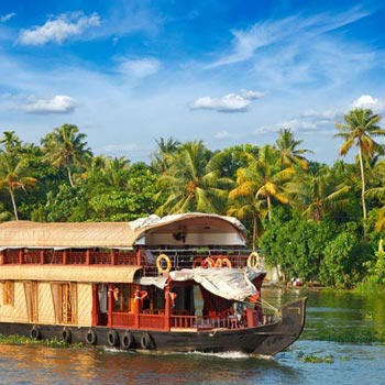 6 Nights / 7 Days Highlights of Kerala Tour