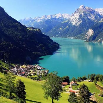 Switzerland Honeymoon Tour