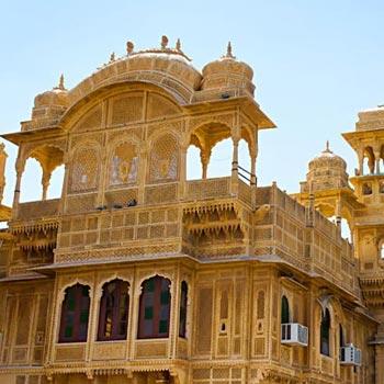 Jodhpur (2) - Jaisalmer (2) - Bikaner (1) Tour