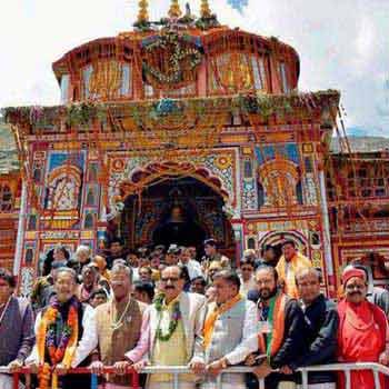 Gangotri-yamunotri-kedarnath-badrinath Yatra - 11 D / 10 N Tour.