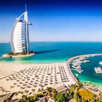 Exotic Dubai Package