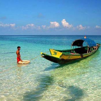 Andaman Virgin Beach Tour