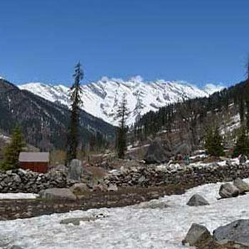 Amritsar to Manali Tour