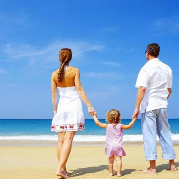 5 Night 6 Days Family Package