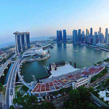 Singapore city explore
