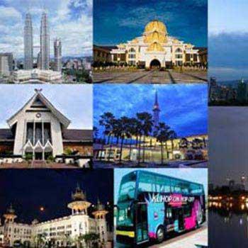 city-tour of Malaysia
