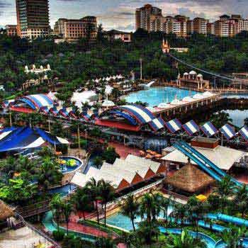 sunway-lagoon_water park