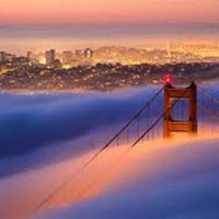 6-Day San Francisco, 17-Mile Drive, South Grand Canyon/ West Tour
