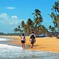 Romantic Goa With Mumbai Honeymoon
