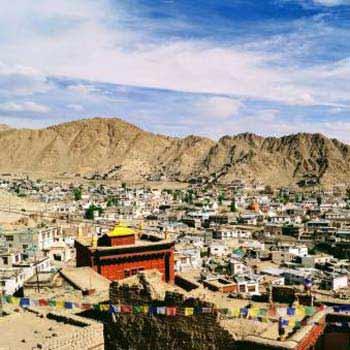 Srinagar - Tso Moriri - Manali Tour