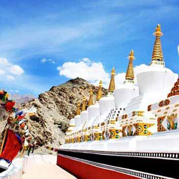 Ladakh Delight 06 Nights/ 07 Days Ex Delhi Tour