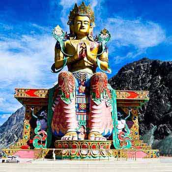 Ladakh Appetizer 03 Nights/ 04 Days Tour