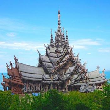Pattaya 3 Nights & Bangkok 2 Nights Tour Package