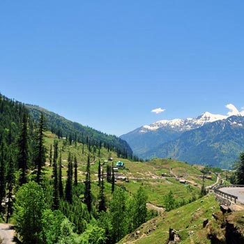 Nenital - Mussoorie  3N 4 Days Package