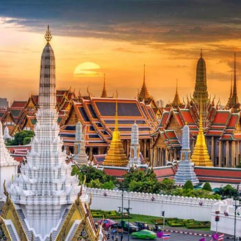 Pattaya and Bangkok 4 Star Package for 5 Days