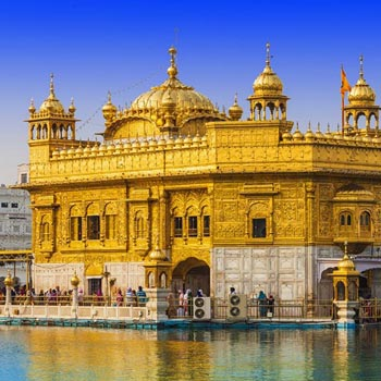Amritsar City with Countryside Sightseeing Tour