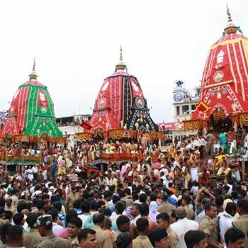 Jagannath Dham Rathyatra Tour Package
