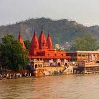 Haridwar Rishikesh with Varanasi Tour