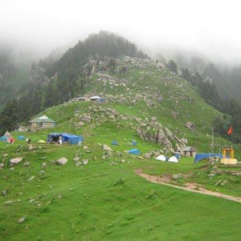 Dhauladhar Round Trek Tour