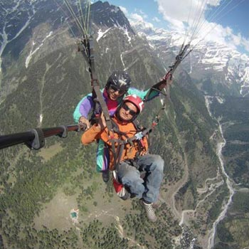 Paragliging/Stay In Bir Billing(Including Meal) Tour