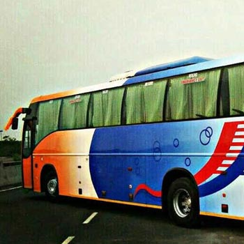 Book Volvo Bus Delhi/Dharmshala Tour