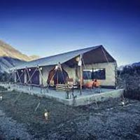 TUTC Chamba Luxury Camp Thiksey Ladakh Tour