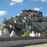 TUTC Glamping in Ladakh Tour