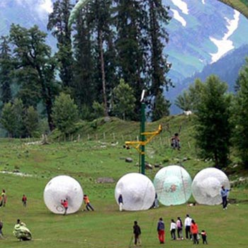 Shimla With Chandigarh 3 Star Package For 4 Days (Special Offer)