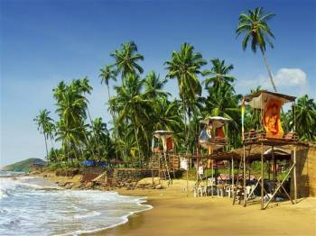 Advance Water Sports in Goa – Duration 02 Hrs. Candolim, Goa Tour