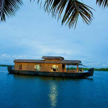 Alleppey  ( Hotel Boat)