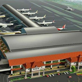 Cochi  Airport