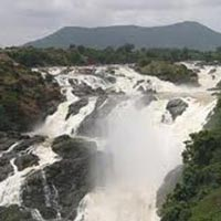 Narmada Mourh of river