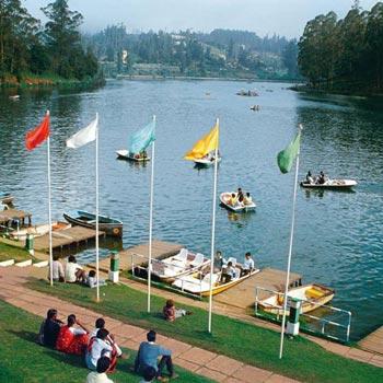 Ooty Boat Lake