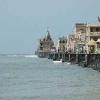 Dwarka Sea Temple
