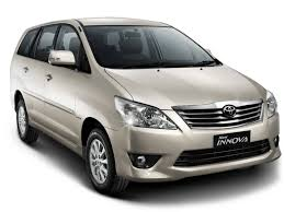 Book Innova Car Hire in Raipur Tour