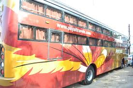 Bus Service in Raipur Chhattisgarh