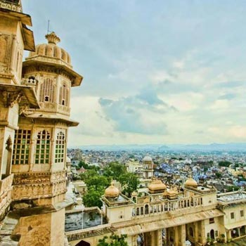Pink City Tour (5 Nights & 6 Days)