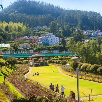 Kodaikanal & Ooty Tour - 5 Days