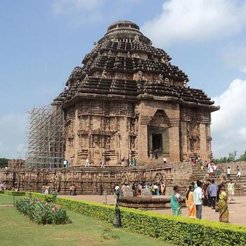 Sun Temple Konark Tour - 5 Days