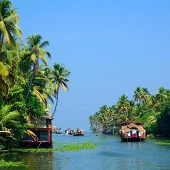 Kerala Exotic Tour -10 Days