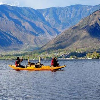 Srinagar & Leh Tour Package